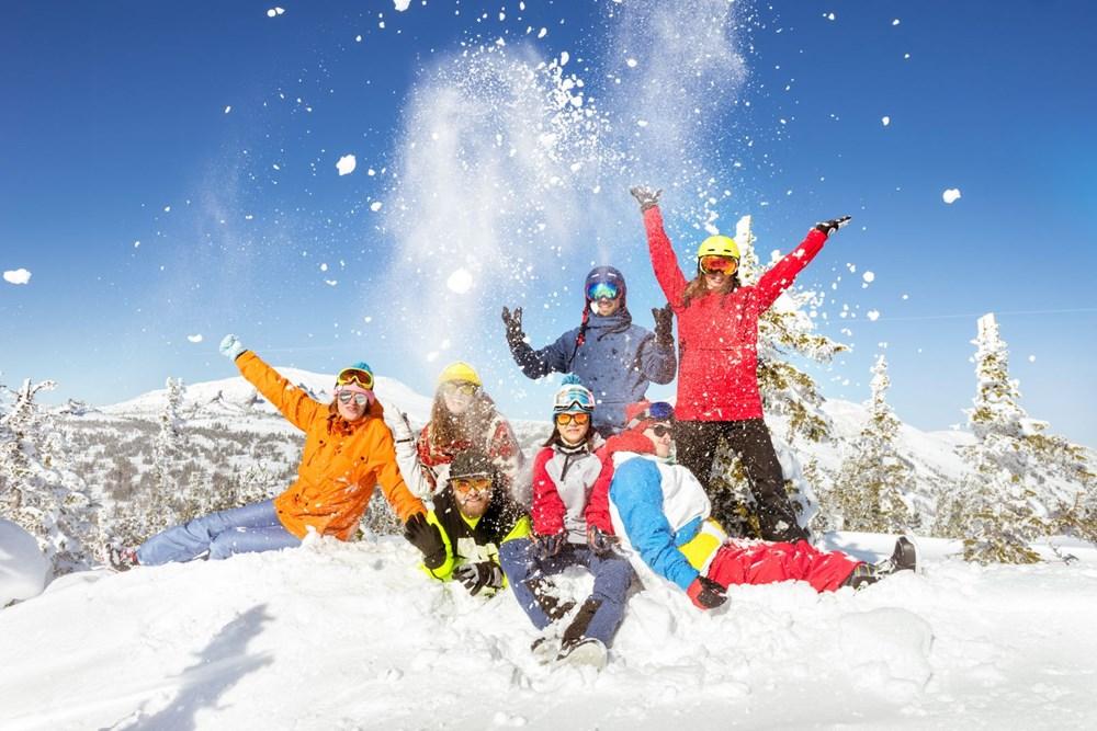 Otel Konaklamalı Uludağ Kayak Turu - Her Salı ve Perşembe Hareketli